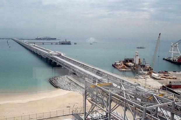 Empresa vietnamita realiza proyecto de instalacion de equipos industriales en Brunei hinh anh 1