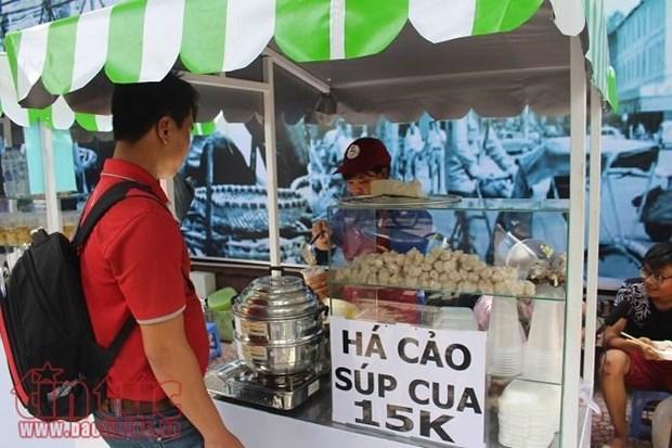 Ciudad Ho Chi Minh abre nuevo espacio para vendedores ambulantes hinh anh 1