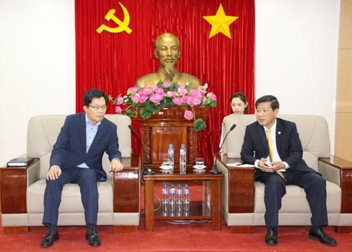 Binh Duong llama a inversiones en sectores de alta tecnologia hinh anh 1