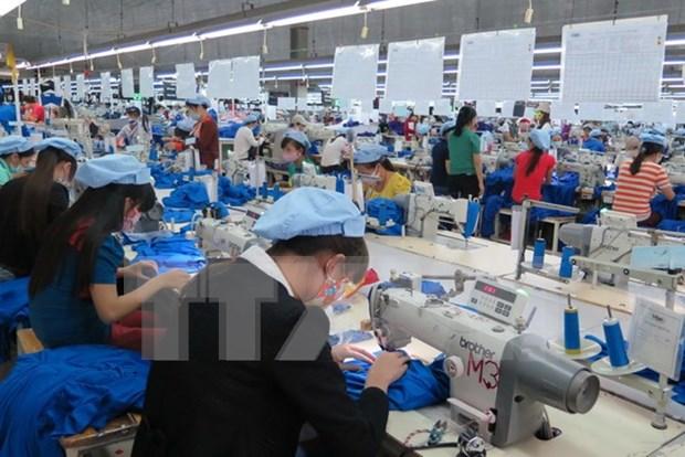 USAID apoya a Vietnam en reduccion de emisiones generadas por produccion textil hinh anh 1