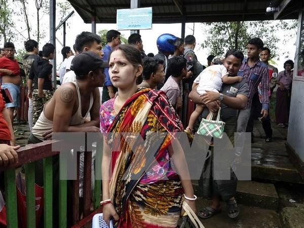 Indonesia respalda esfuerzos de Myanmar por la paz en Rakhine hinh anh 1