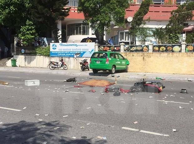 Vietnam: Registran 58 muertos por accidentes de transito en asueto por Dia Nacional hinh anh 1