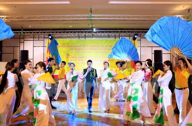 Resaltan amistad entranable entre Laos y Vietnam hinh anh 1
