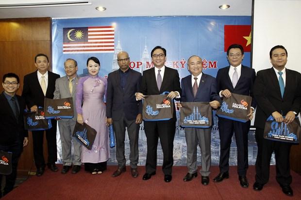 Celebran en Vietnam el Dia Nacional de Malasia hinh anh 1