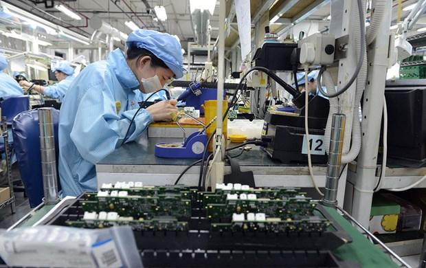 PMI de Singapur alcanza su nivel mas alto en 33 meses hinh anh 1