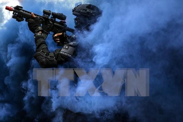 Malasia desmantela plan de atentado terrorista en clausura de SEA Games 29 hinh anh 1