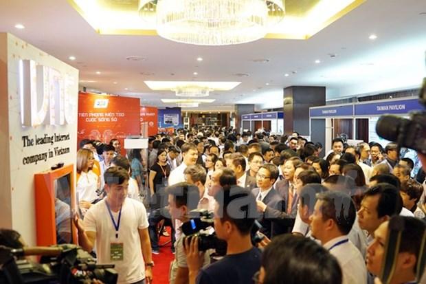 Efectuan cumbre de informatica y comunicacion de Vietnam hinh anh 2