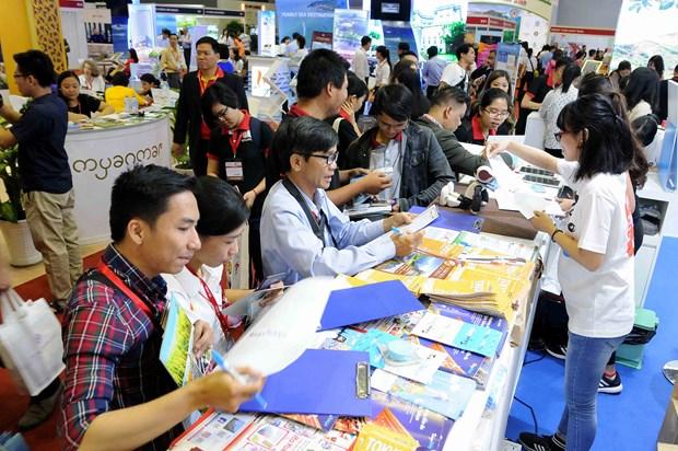 Nutrida participacion en Feria Internacional de Turismo de Ciudad Ho Chi Minh hinh anh 1