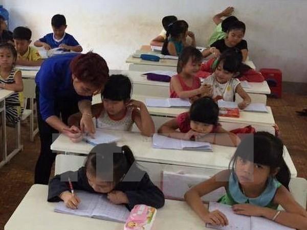 Vietnam introduce contenidos sobre derechos humanos en programa nacional de ensenanza hinh anh 1