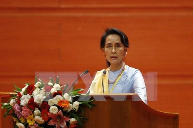 India y Myanmar impulsan cooperacion en lucha antiterrorista hinh anh 1