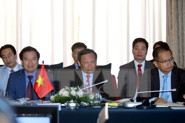 Celebran en Ciudad Ho Chi Minh reunion ministerial de ACMECS sobre turismo hinh anh 1