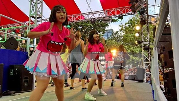 Ciudad Ho Chi Minh acogera en 2018 Festival Japon-Vietnam hinh anh 1