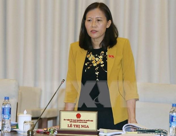 Vietnam por completar ley sobre lucha anticorrupcion hinh anh 1