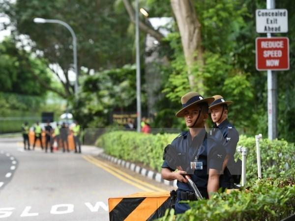 Singapur arresta a dos seguidores del Estado Islamico hinh anh 1