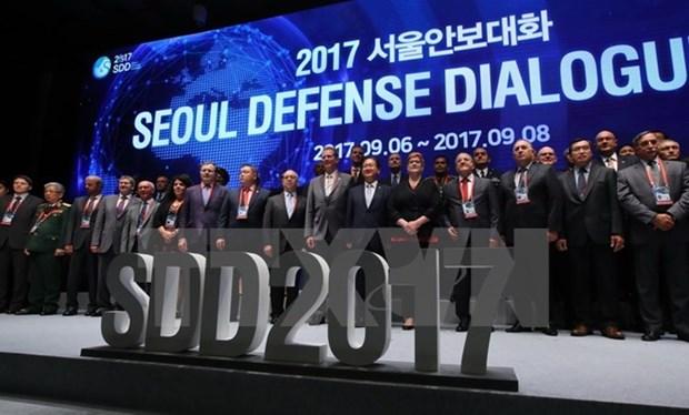 Vietnam consolida papel en el campo de defensa en arena internacional hinh anh 1