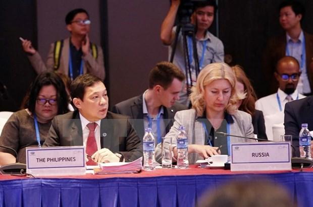Efectuaran en Ciudad Ho Chi Minh conferencia ministerial de Pymes del APEC hinh anh 1