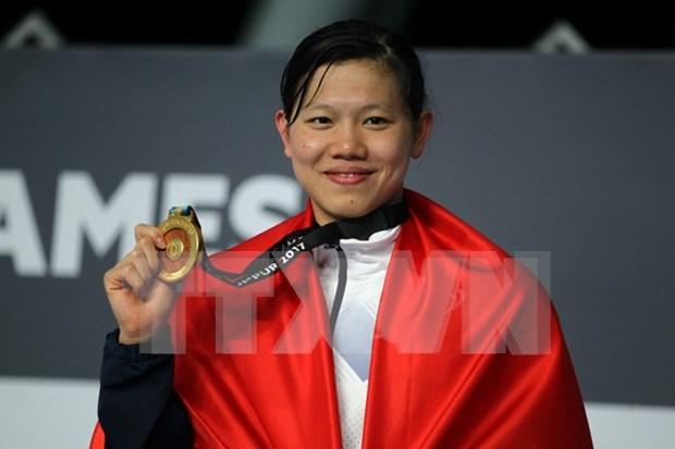 Velocista vietnamita competira en juegos asiaticos bajo techo en Turkmenistan hinh anh 1