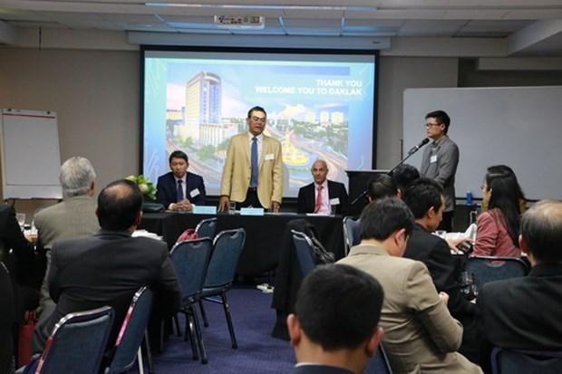 Promueven inversiones australianas en provincia vietnamita hinh anh 1