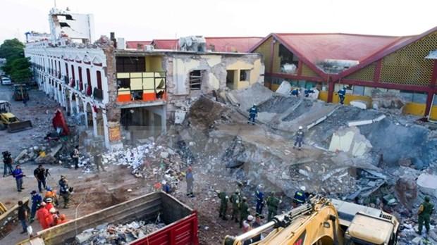 Vietnam expresa solidaridad con Mexico tras sismo hinh anh 1