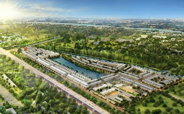 Vietnam busca impulsar desarrollo de arquitectura verde en medio del cambio climatico hinh anh 1