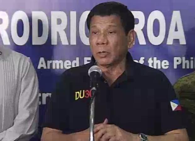 """Filipinas: Duterte dice """"no"""" a negociaciones con terroristas hinh anh 1"""