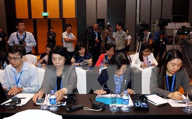 Asia-Pacifico busca mayor apoyo para empresas emprendedoras hinh anh 1