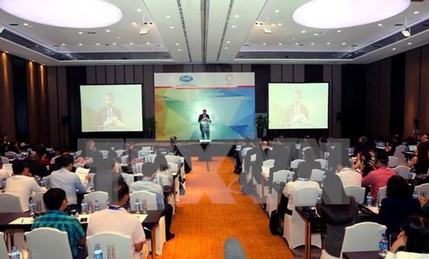 Economias miembros de APEC buscan mejorar acceso a fuentes financieras de empresas hinh anh 1