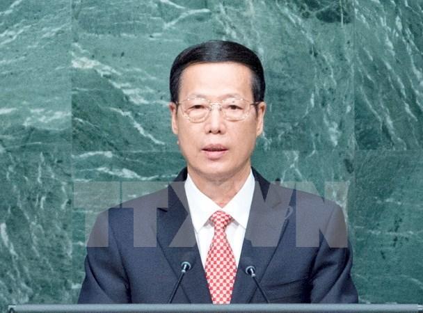 Resaltan progreso de la colaboracion multisectorial China- ASEAN hinh anh 1