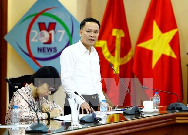 Vietnam y China intensifican intercambio de experiencias en la construccion partidista hinh anh 1