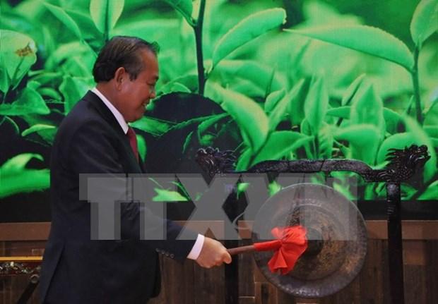 Vietnam consolida papel de conexion entre ASEAN y China hinh anh 1