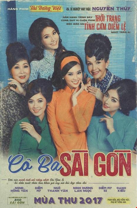 Pelicula sobre Ao Dai de Vietnam presentada en Festival Cine de Busan hinh anh 1