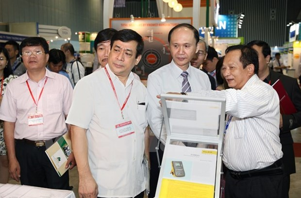 Ciudad Ho Chi Minh acogera la XII exposicion PHARMEDI Vietnam hinh anh 1