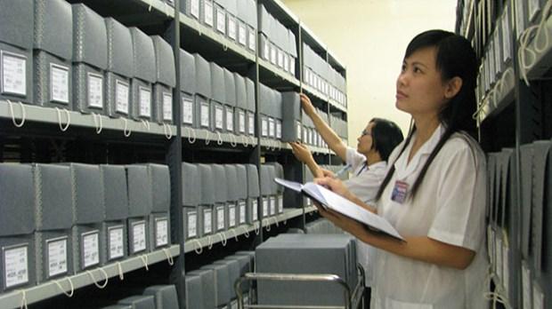 Archivos nacionales de Vietnam y Japon firman acuerdo de cooperacion hinh anh 1