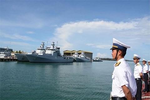 Derecho internacional, instrumento para mantener la paz y seguridad maritima en Asia hinh anh 1