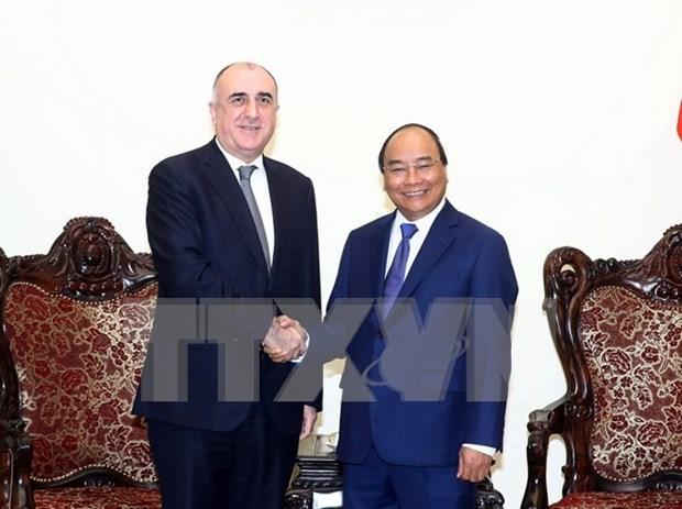Vietnam atesora relaciones tradicionales con Azerbaiyan hinh anh 1