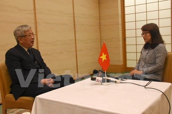 ASEAN y Japon avanzan hacia una cooperacion mas efectiva en defensa hinh anh 1