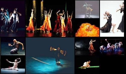 Artistas espanolas actuaran en festival de danza contemporanea en Vietnam hinh anh 1
