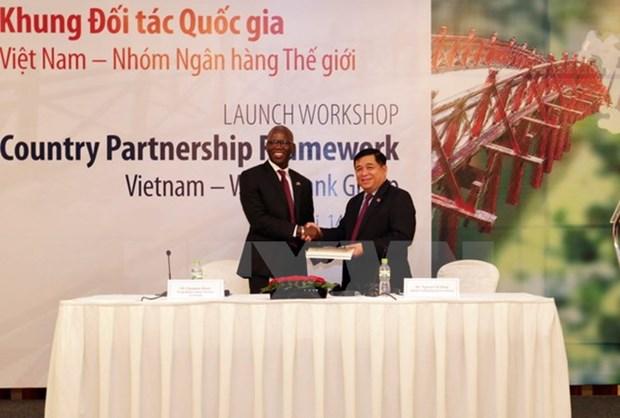 Banco Mundial publica Marco de asociacion nacional de Vietnam para periodo 2017-2022 hinh anh 1