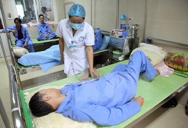 Hanoi reporta disminucion de casos de dengue hinh anh 1