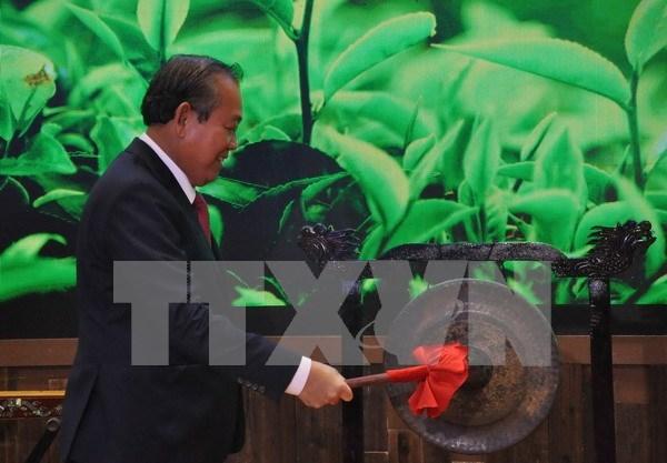 Vietnam, importante puente de conexion entre China y ASEAN hinh anh 1
