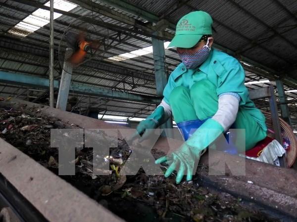 Empresas japonesas desean invertir en tratamiento ambiental en Vietnam hinh anh 1