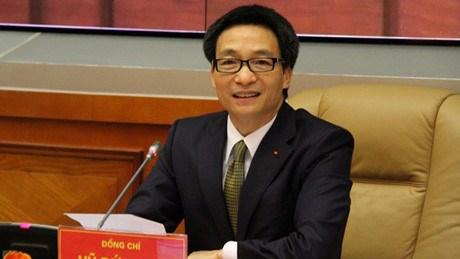 Vicepremier de Vietnam enfatiza importancia de recursos humanos calificados hinh anh 1