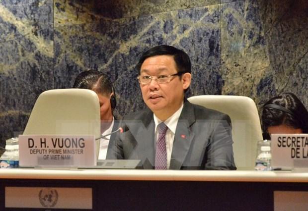 Vietnam y UNCTAD fortalecen nexos de cooperacion hinh anh 1