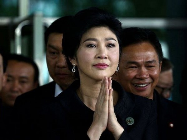 Camboya rechaza participacion en fuga de Yingluck Shinawatra hinh anh 1