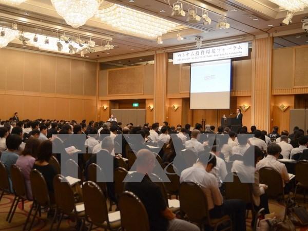 Promueven inversiones de la prefectura japonesa de Kanagawa en Vietnam hinh anh 1