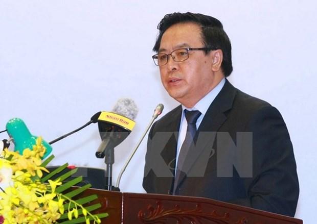 Delegacion partidista vietnamita concluye visita a Brasil hinh anh 1