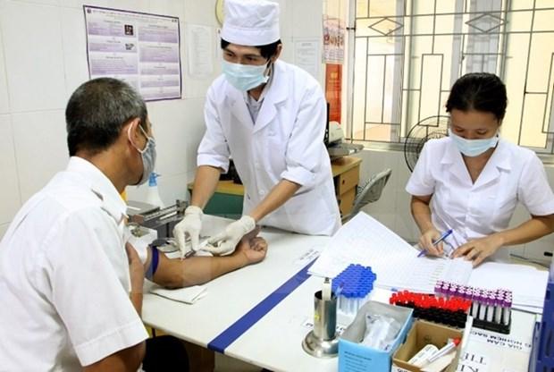 Promueven en Vietnam programa de tratamiento gratuito para pacientes pobres hinh anh 1