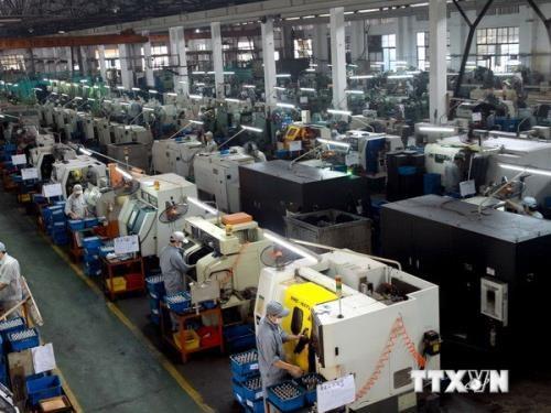 Tendencia alcista del crecimiento economico de Vietnam: fenomeno evidente hinh anh 1