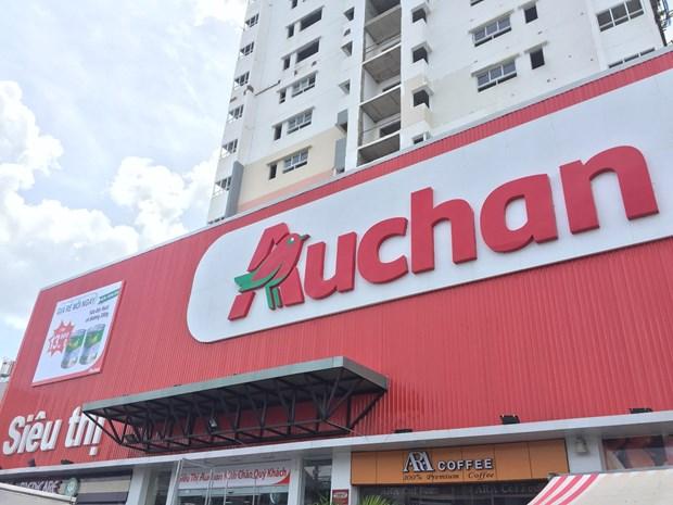 Auchan abre nuevo supermercado en Vietnam hinh anh 1