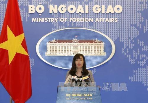 Vietnam preocupado por lanzamiento de Corea del Norte de misil que sobrevuela Japon hinh anh 1